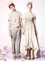 Ethan James & Joan Pedrola by Jason Kibbler for Teen Vogue