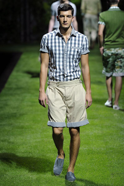 D&G Spring 2011 | Milan Fashion Week