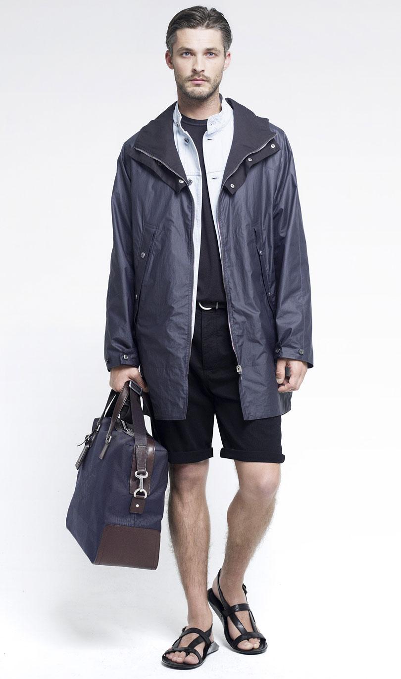Ben Hill for Louis Vuitton Spring 2010