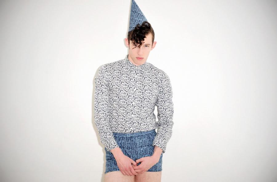 Callum Turner & Jonatan Frenk by Ishay Botbol for Fashion156