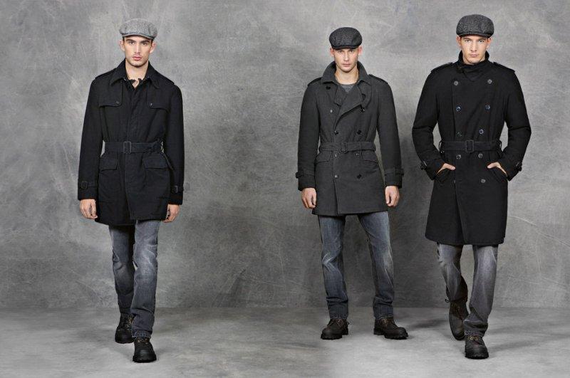 Dolce & Gabbana Fall 2010 | Adam Senn, Sam Webb, Julien Quévenne, Sebastian Lund & Andrea Preti