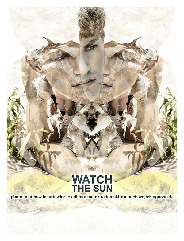 Wojtek Ogorzałek by Matthew Lenartowicz in Watch the Sun