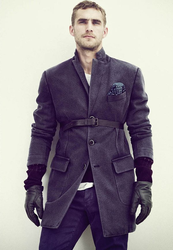 Will Chalker for Lubiam Fall 2010