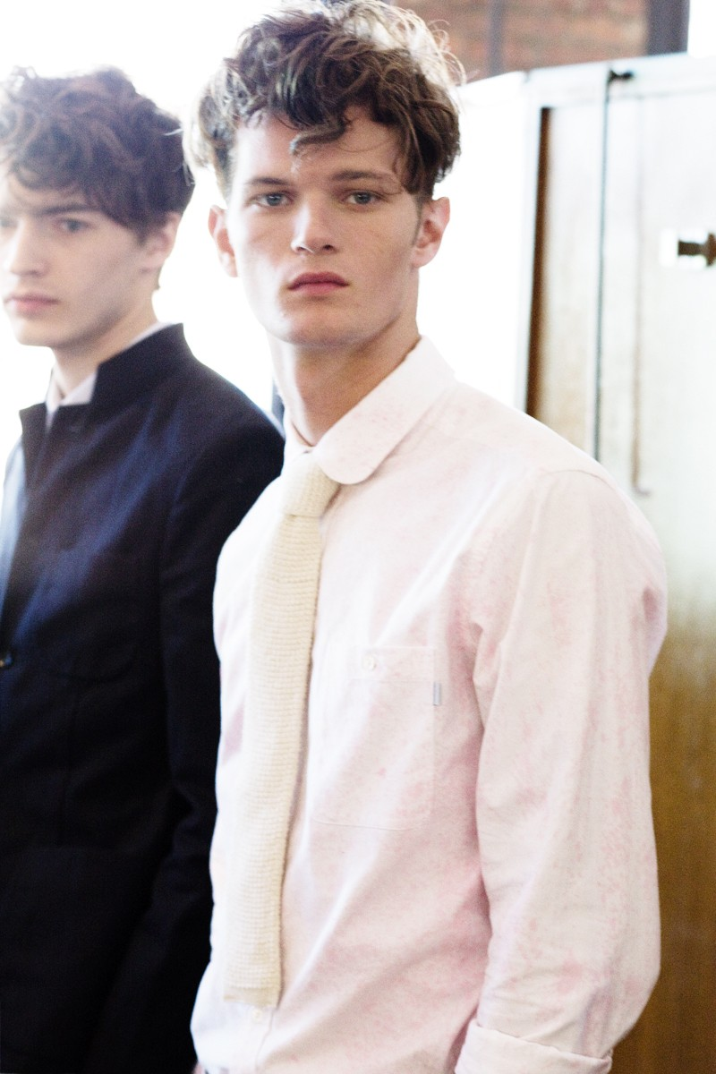 Patrik Ervell Spring 2011 | Behind the Scenes by Shannon Sinclair