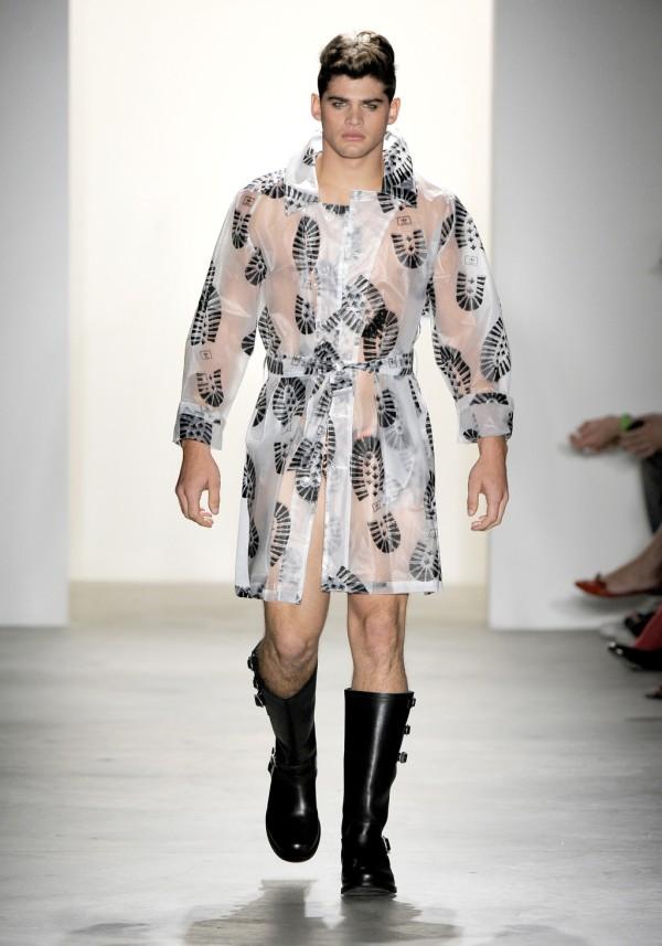 Jeremy Scott Spring 2011 | New York Fashion Week