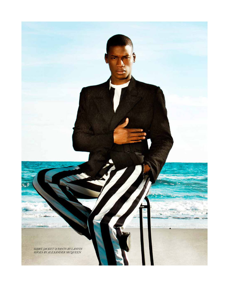 David Agbodji for 7th Man
