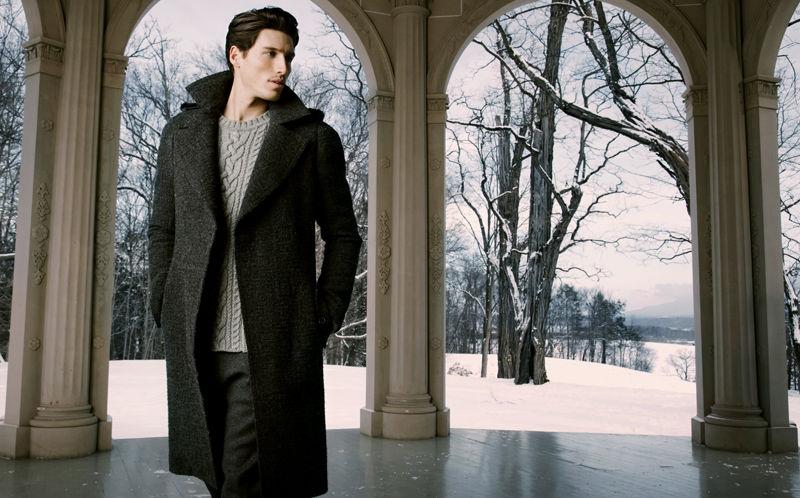 Ryan Kennedy by Rodolfo Martinez for Menswear