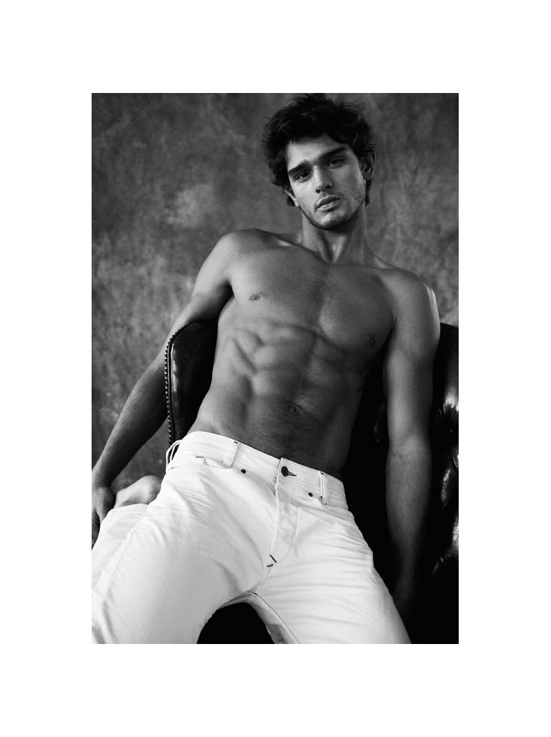 Marlon Teixeira by Dusan Reljin for GQ Style China