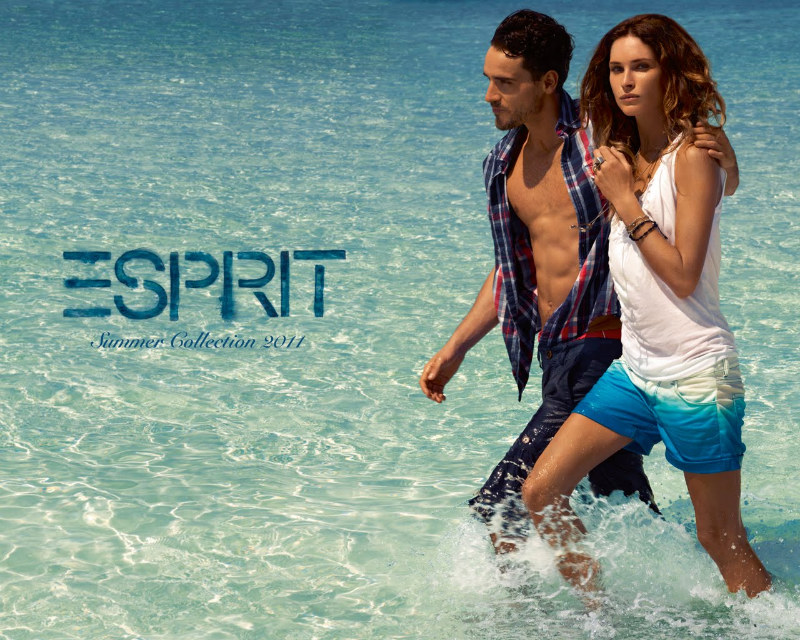 Arthur Kulkov for Esprit Summer 2011 Campaign
