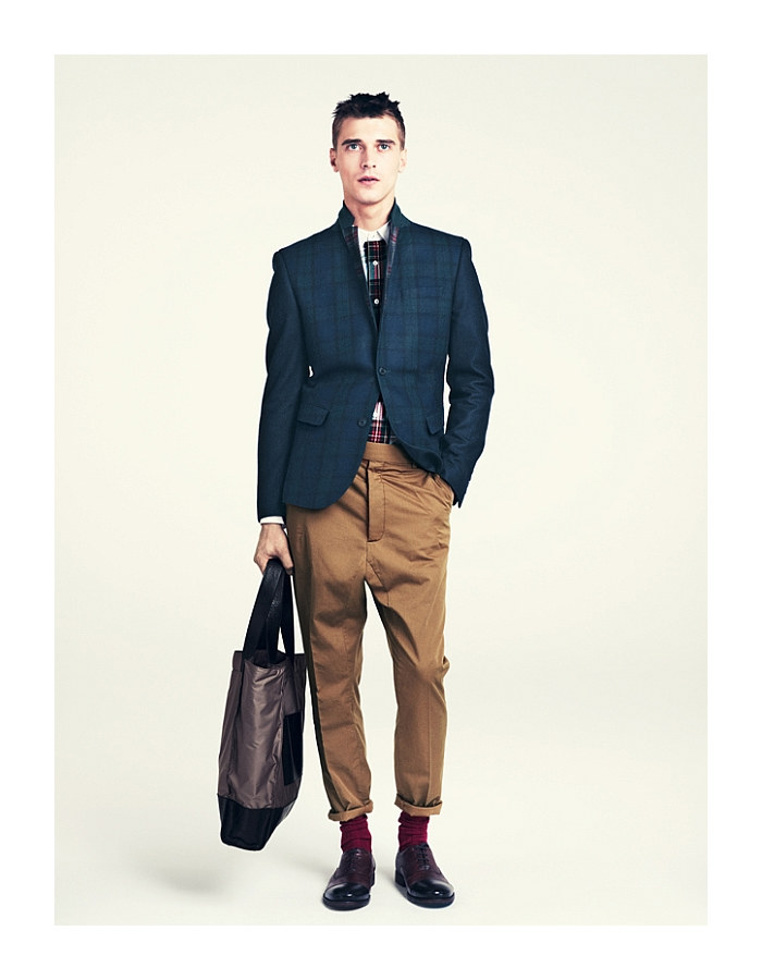Clément Chabernaud for H&M Fall 2011