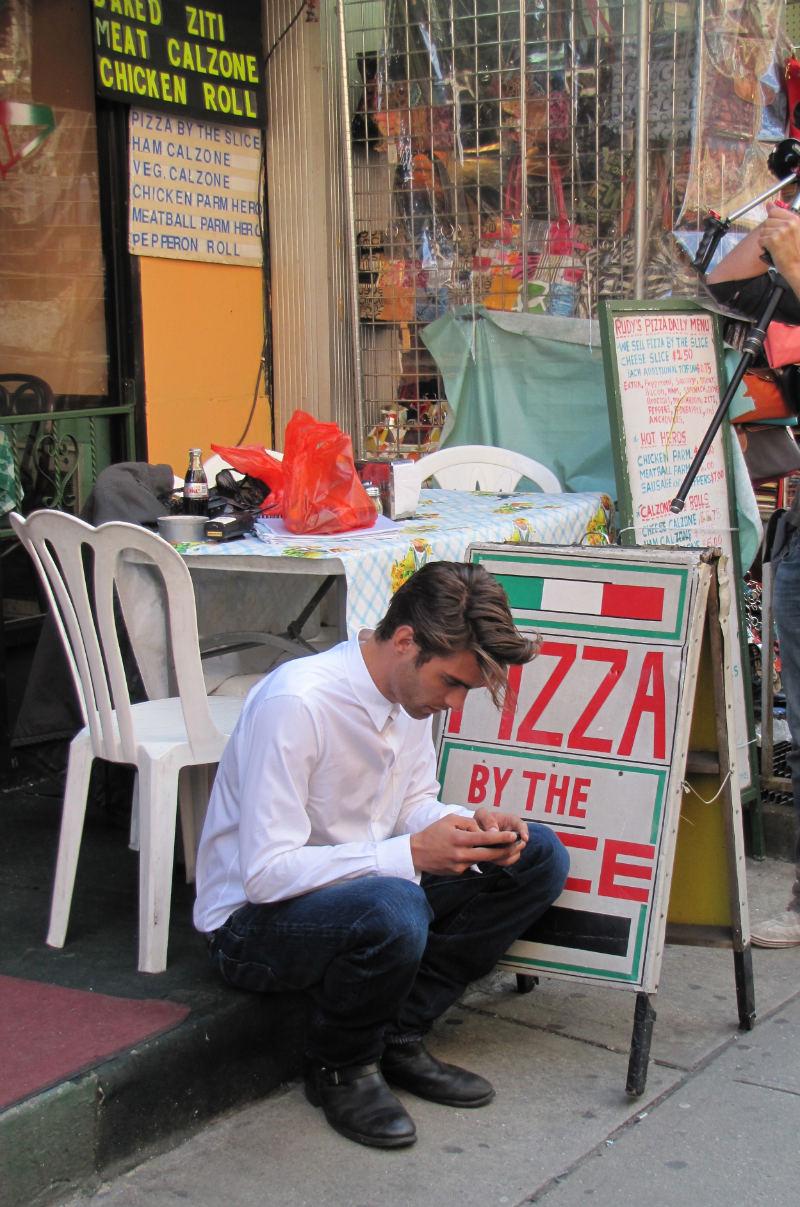 Q&A Exclusive: Jon Kortajarena for David Yurman Fall 2011 Campaign