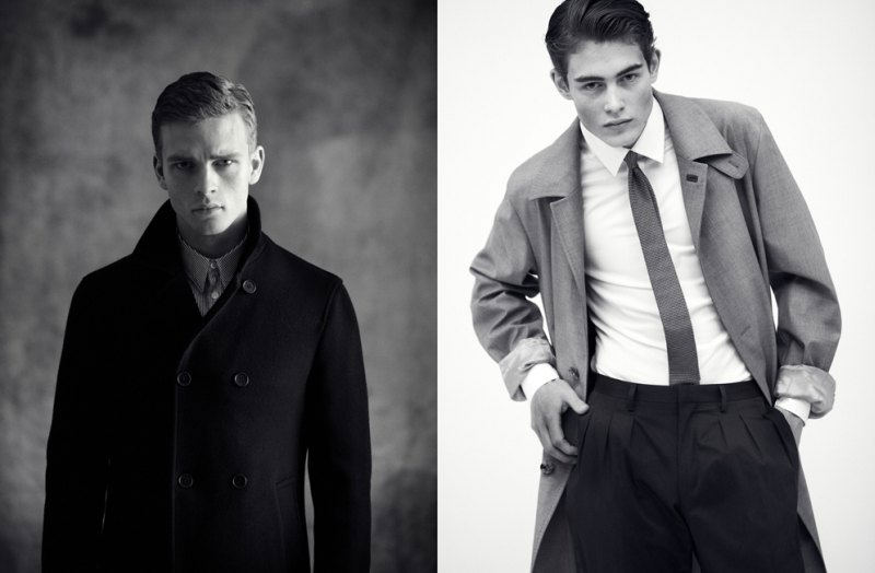 Benjamin Eidem & Philip R by Johan Nilsson for A Perfect Guide