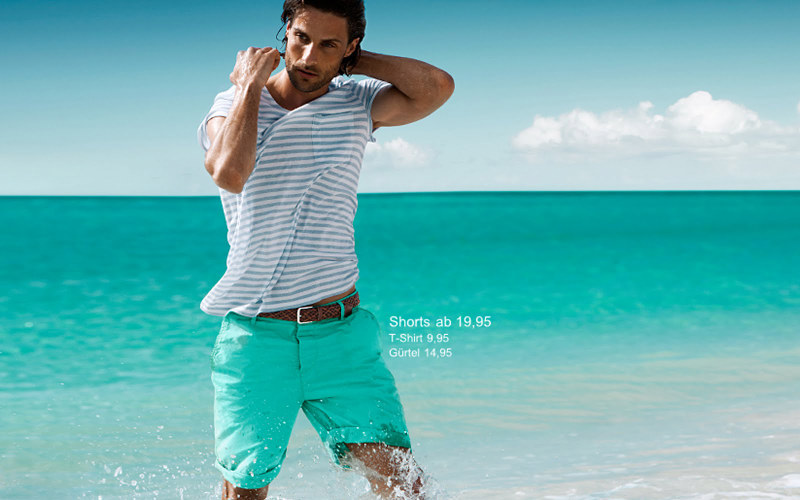 Tommy Dunn for H&M Summer 2011 Campaign