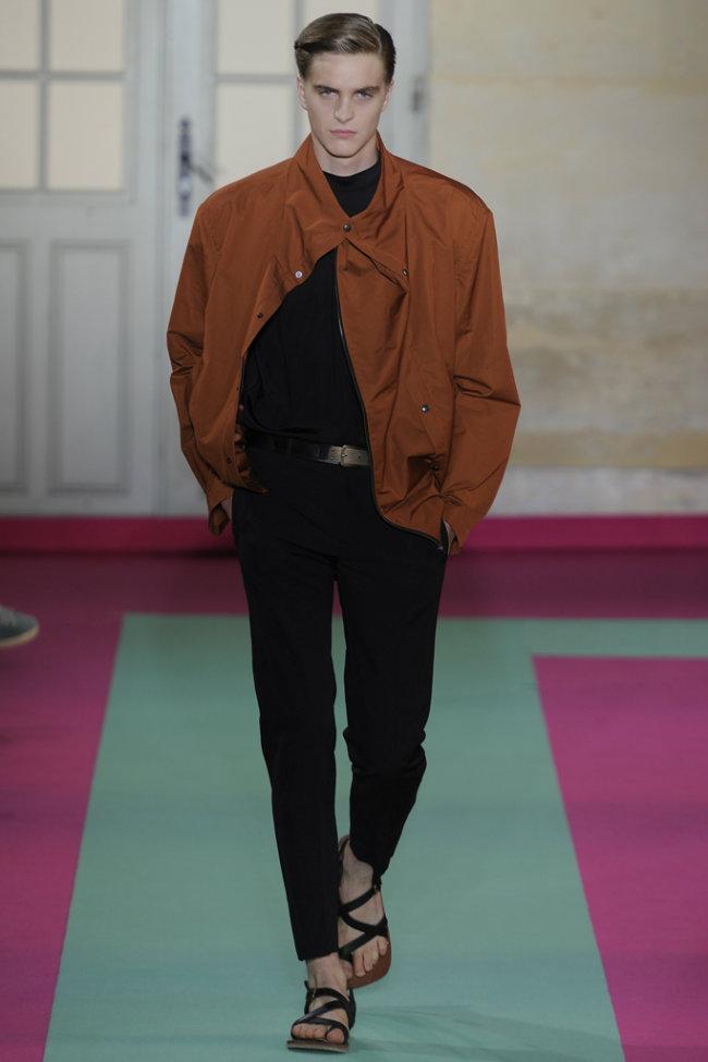 Acne Spring 2012 | Paris Fashion Week | The Fashionisto