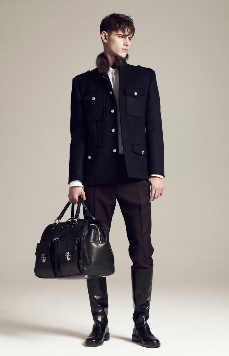 Adnan Djinovic for Marc Jacobs Fall 2011