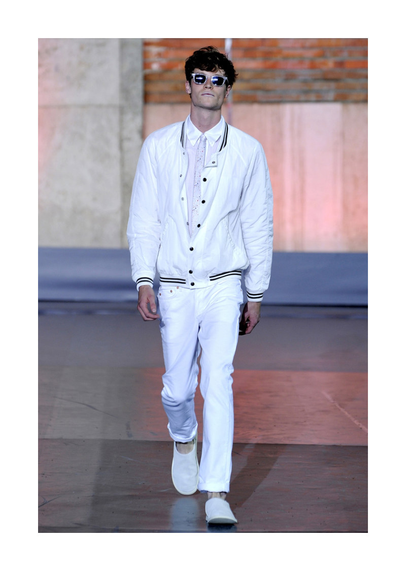 Band of Outsiders Spring 2012 | Pitti Uomo