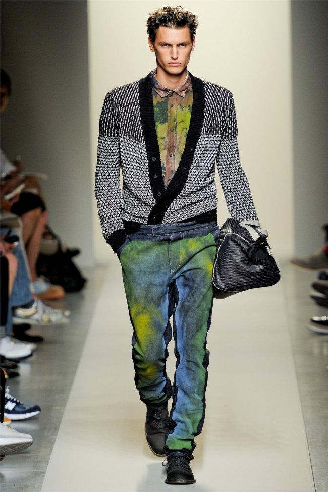 Bottega Veneta Spring 2012 | Milan Fashion Week