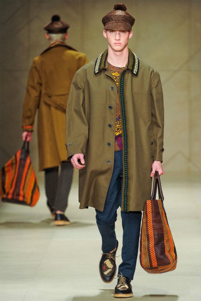 Burberry Prorsum Spring 2012 | Milan Fashion Week | The ...