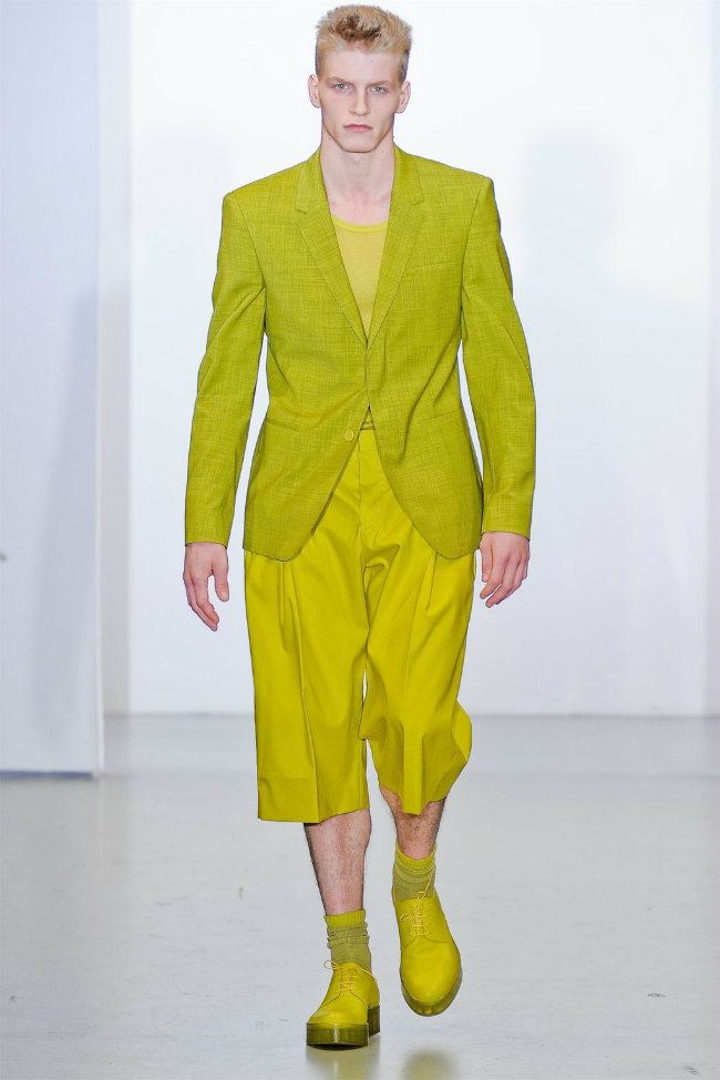 Calvin Klein Collection Spring 2012 | Milan Fashion Week