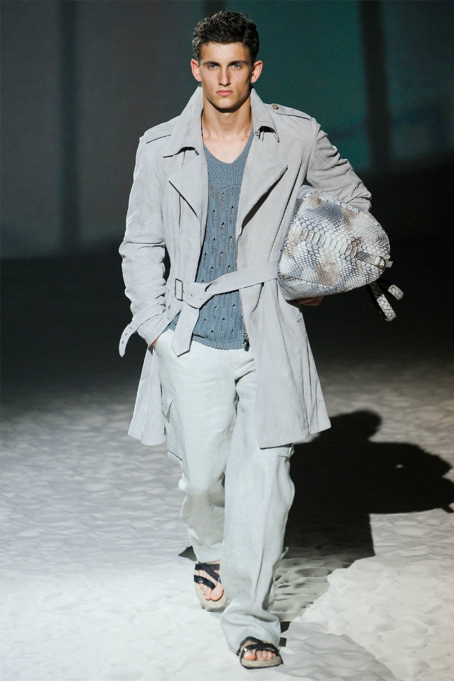 Corneliani Spring 2012 | Milan Fashion Week
