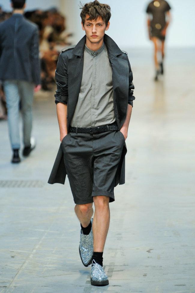 Costume National Homme Spring 2012 | Milan Fashion Week