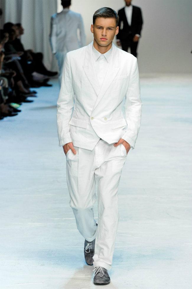 Dolce & Gabbana Spring 2012 | Milan Fashion Week