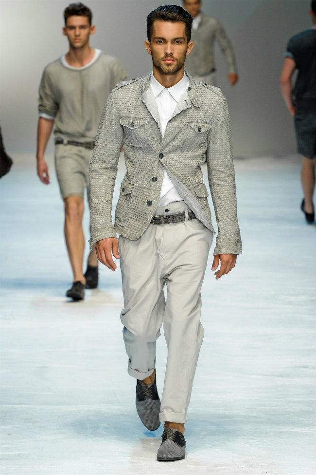 Dolce & Gabbana Spring 2012   Milan Fashion Week