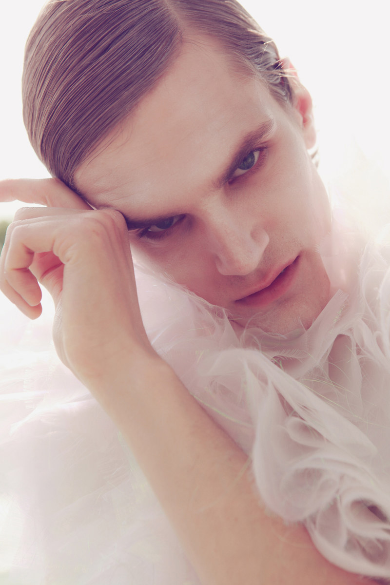 Anthon Wellsjo & Andres Risso by Michelle Du Xuan for Fashionisto Exclusive