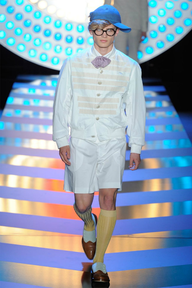 Buzz Boys   Paris Fashion Week: Day 3