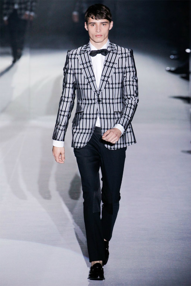 Gucci Spring 2012 | Milan Fashion Week