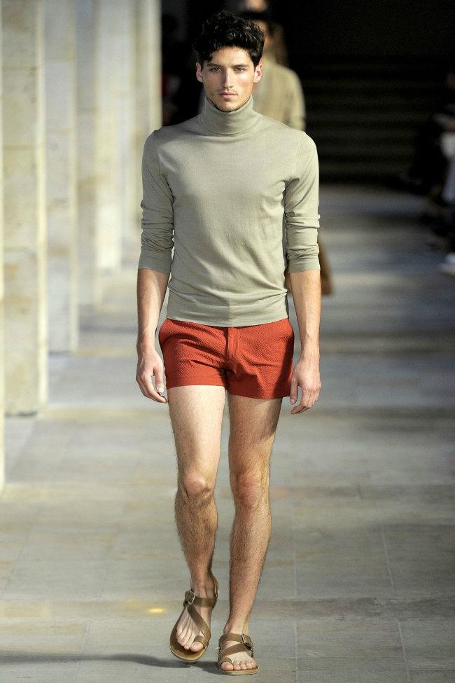 Hermès Spring 2012   Paris Fashion Week
