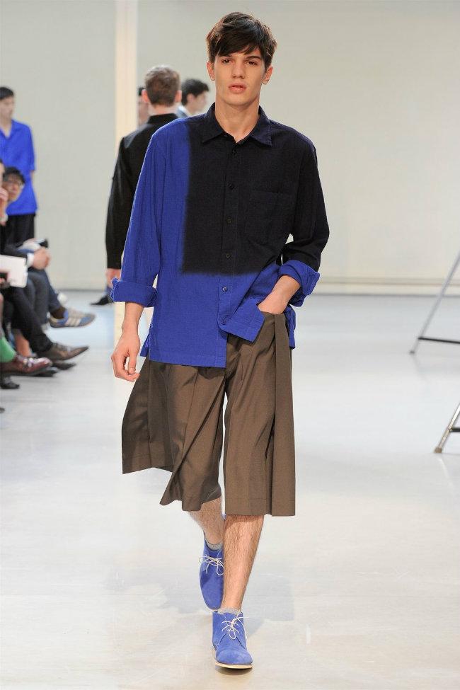 Issey Miyake Spring 2012 | Paris Fashion Week