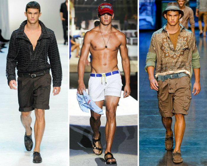 Straight off the Catwalk | Justin Halley
