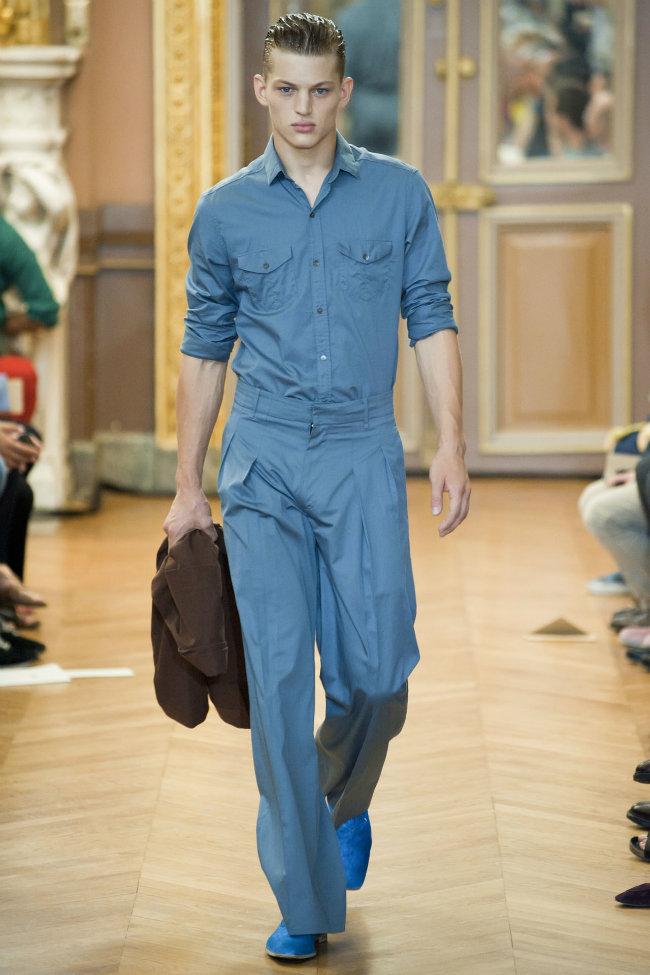 Mr. by Roland Mouret Spring 2012 | Paris Fashion Week