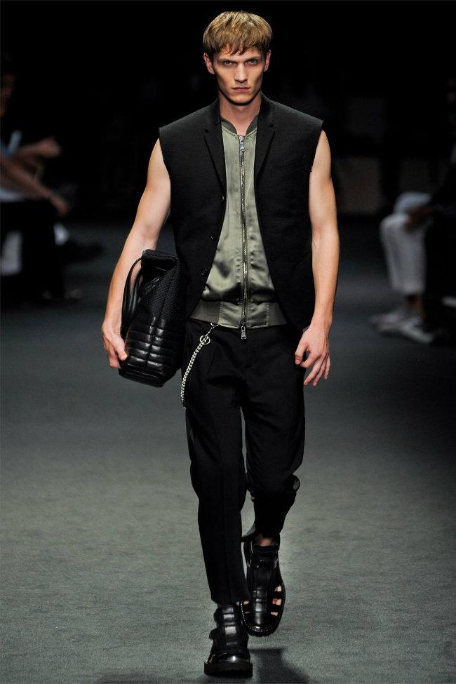 Neil Barrett Spring 2012 | Milan Fashion Week