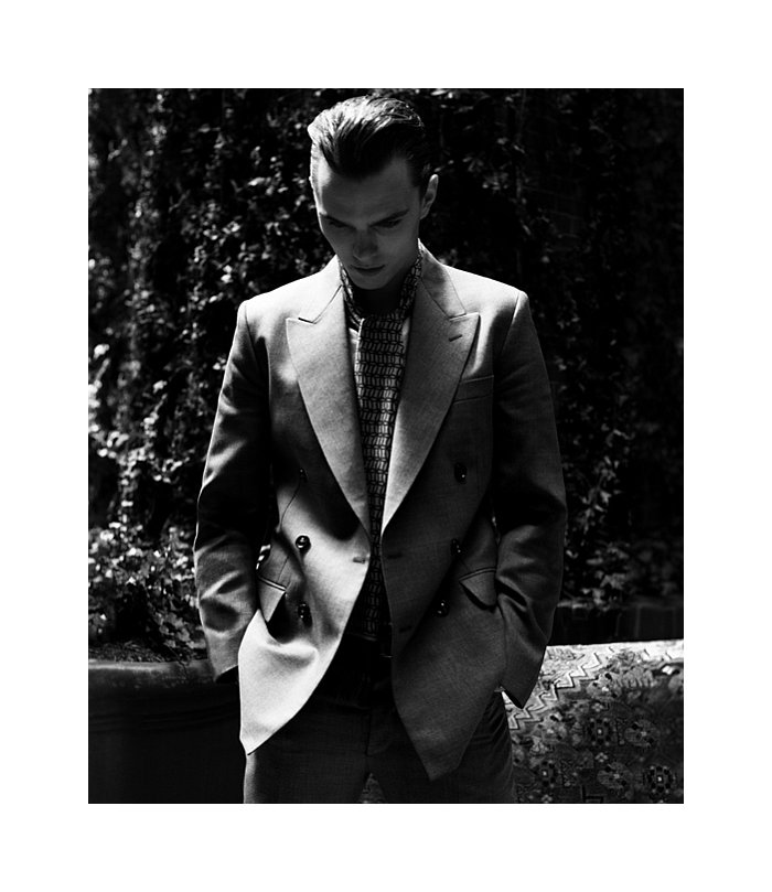 Nicholas Hoult by David Roemer for BlackBook