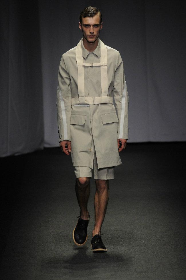 Nicole Farhi Spring 2012 | Milan Fashion Week