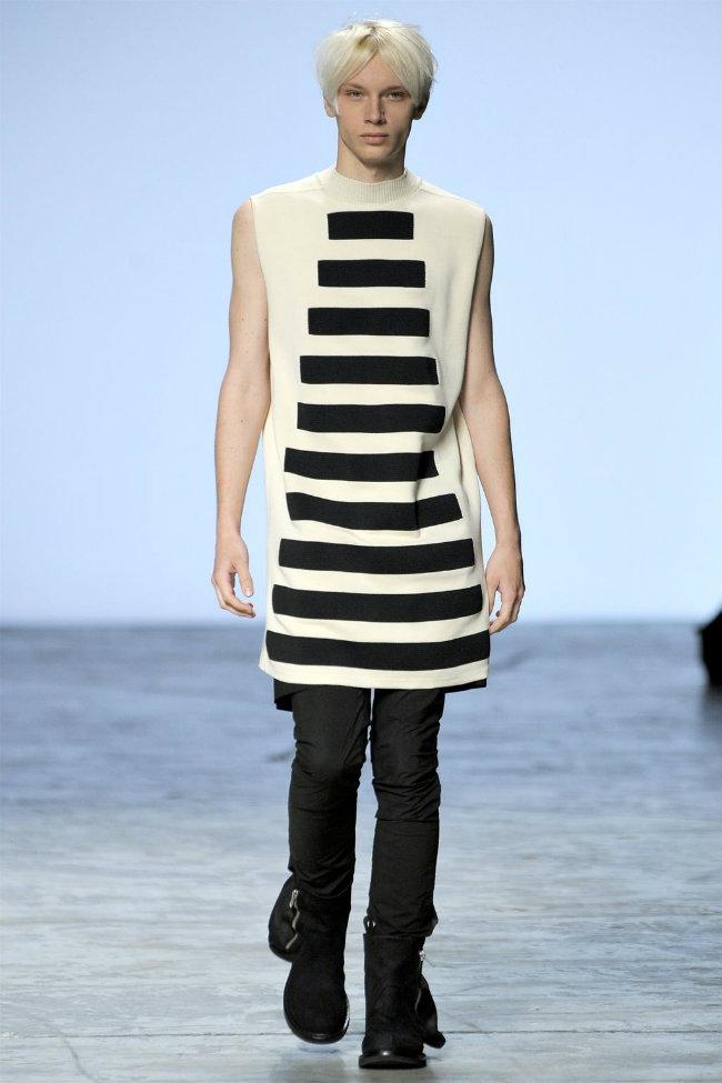 Rick Owens Spring 2012 | Paris Fashion Week