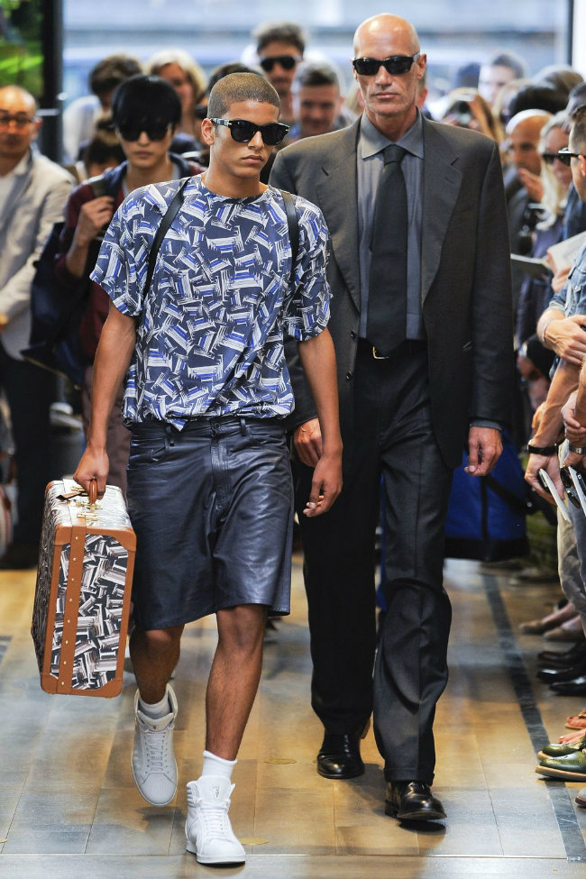 Trussardi Spring 2012 | Milan Fashion Week
