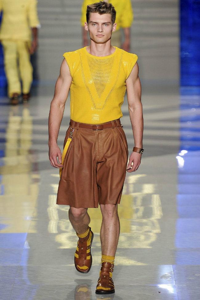 Versace Spring 2012 | Milan Fashion Week