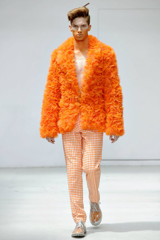 Walter Van Beirendonck Spring 2012 | Paris Fashion Week