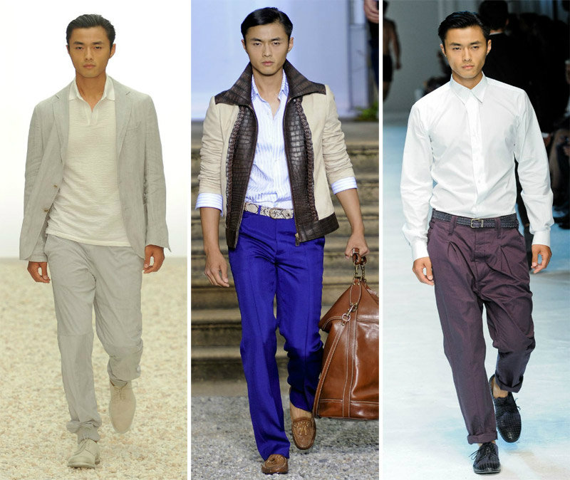 Straight off the Catwalk | Zhao Lei