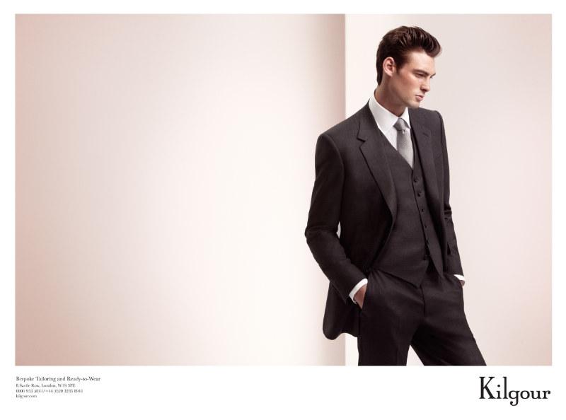 Antony Jerram by Robert Wyatt for Kilgour Spring/Summer 2011