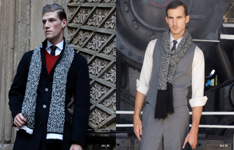 Alex Loomans & Colin Lee for Norma Ishak Fall 2011