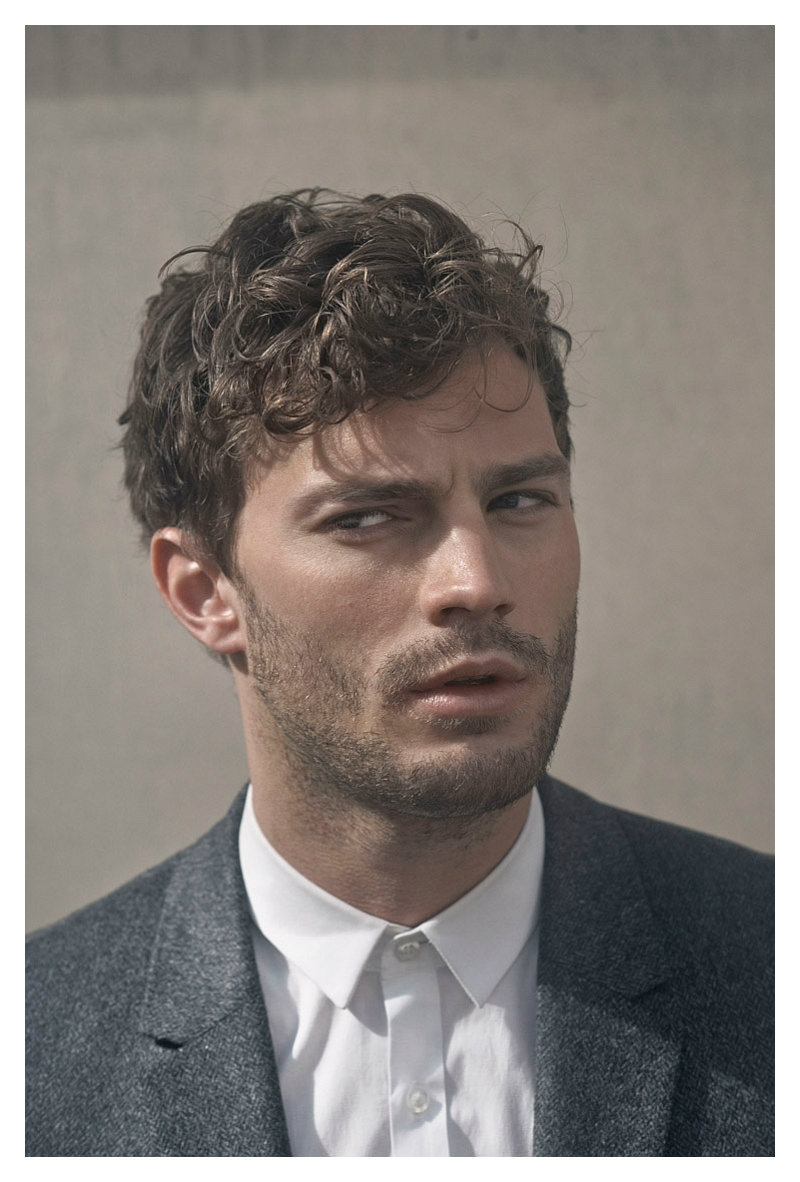 Attractif Jamie Dornan for Hugo by Hugo Boss Fall 2011 Campaign II77