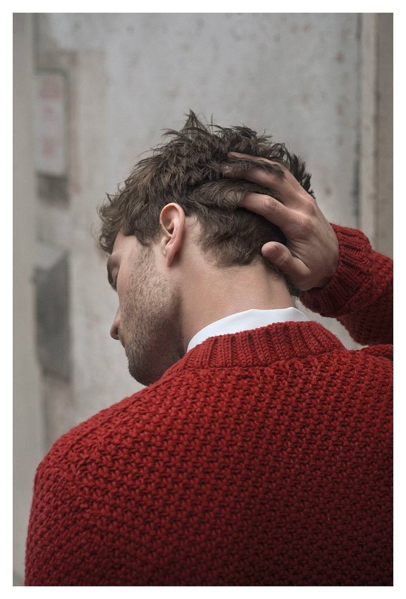 Jamie Dornan for Hugo by Hugo Boss Fall 2011 Campaign