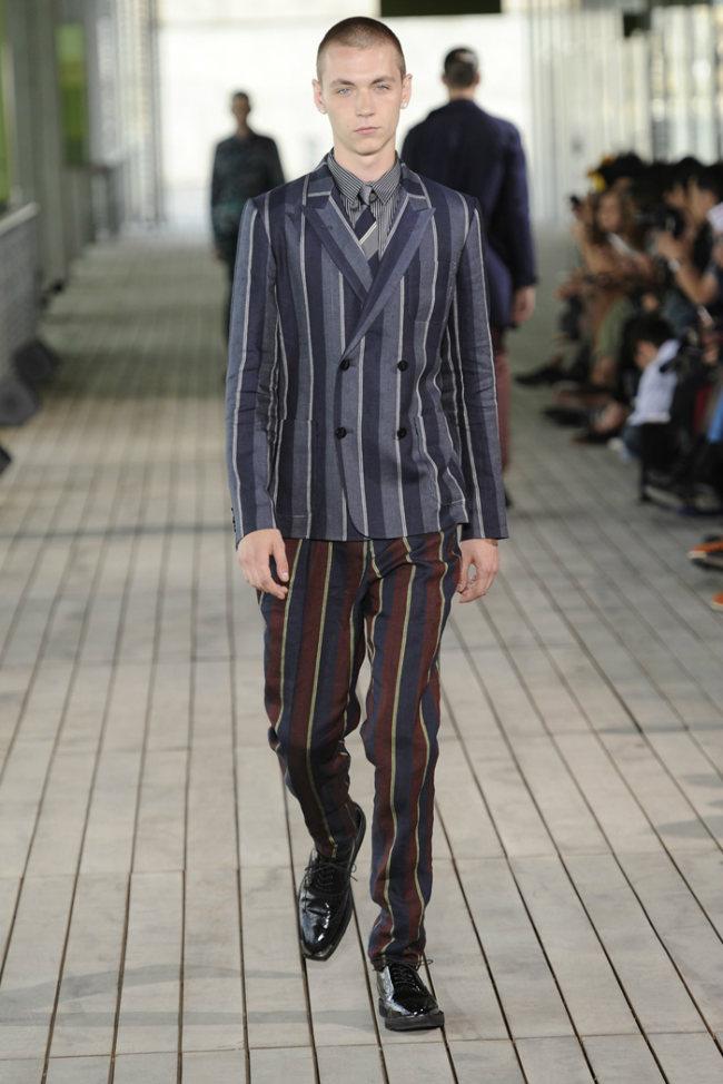 John Lawrence Sullivan Spring 2012 | Paris Fashion Week