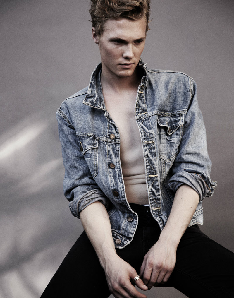 Fresh Face   Justin Taylor by Christopher Hench