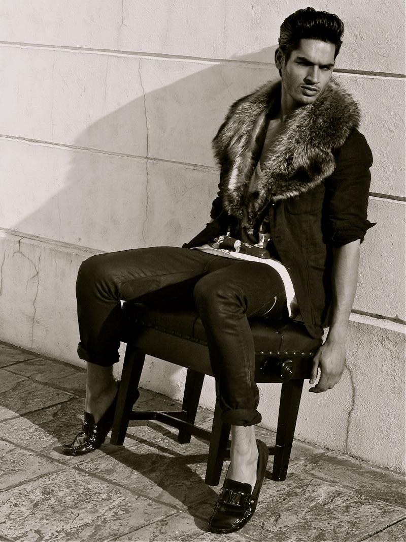 Portrait | Krishan Basra by Jean Philippe Boucicaut