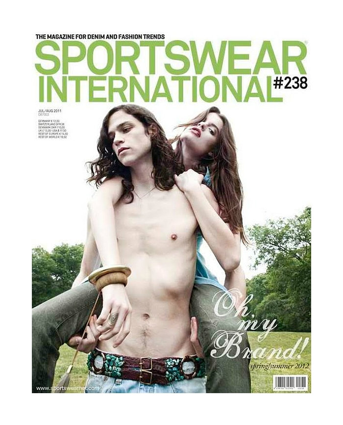 Miles McMillan by Jimmy Fontaine for Sportswear International